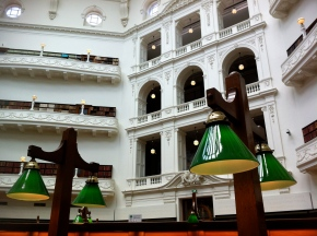For Book Lovers: The State Library of Victoria