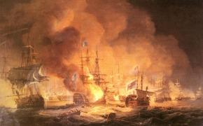 Burning the Ships