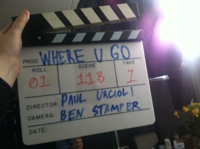 Filming in NYC ThisWeek
